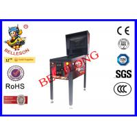 Buy cheap Business Folding Mini Pinball Cabinet 174CM Height 32 Inch LED Screen from wholesalers