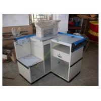 Buy cheap Mini Express Checkout Counter Furniture from wholesalers