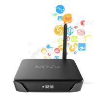 China Android 8.1 Amlogic S905X2 TV Box With Wireless Mouse And Keyboard wholesale