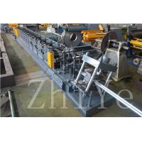 China Cangzhou High Efficiency Aluminium Z Section Steel Purlins Cold Roll Forming Machines Prices wholesale
