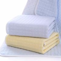 China 100% Polyester Soft Baby Swaddle Blankets Baby Comforter Blanket Anti - Static wholesale