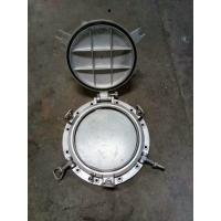 China Portlights Marine Windows Porthole Marine Ships Scuttle Window With Storm Cover wholesale