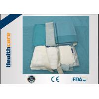 China EO Sterile Disposable Surgical Packs TUR Drape Pack, TUR Pack With ISO13485 Certificate wholesale