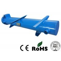 China Copper Nickel Alloy Marine Condensing Unit , Brass Brazing Shell Type Heat Exchanger on sale