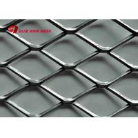 China Expanded Metal Wire Mesh Screen / Expanded Steel Mesh For Hood Filter wholesale