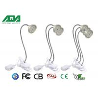 LED Grow Lights Gooseneck 5w 10w 15w for indoor plants, office plants