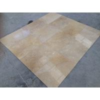 China Beige Travertine Tiles Natural Stone Pavers Natural Wall Tiles Travertine Patio Stones on sale
