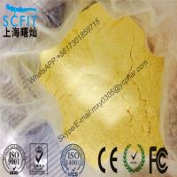 China 99% Trenbolone Enanthate Yellow Steroid  powder For Bodybuilding & Powerlifting. wholesale