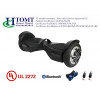 Quality 8 Inch Newest Design Self Balance Scooter Hoverboard With Remote Free Shipping Black Color for sale