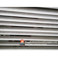 China Stainless steel seamless tube ASTM A269 TP316L SUS316L 1.4404 6M on sale
