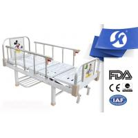 China Modern Double Crank Medicare Hospital Baby Bed Cribs With Shoes Holder wholesale