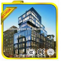 China High quality double glazed tempered low e glass wholesale