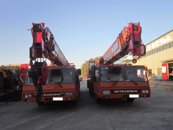 Used Crane Spare Parts : Kato crane spare parts images