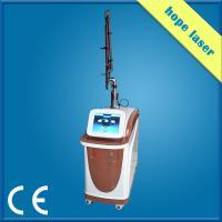 Pico Nd Yag Laser Machine For Tattoo Removal , 532nm \ 1064nm \ 755nm