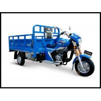 Comfortable Three Wheel Cargo Motorcycle 150cc / 200cc Heavy Load Power