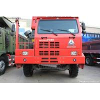 China Sinotruk HOWO Mining Dump Truck 70T Load Capacity 6X4 Drive 420HP wholesale