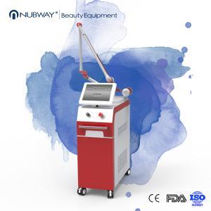 China Nubway new product q switch nd yag laser machine / nd yag laser machine wholesale