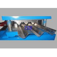 China Steel Profile Expressway Guard Rails Roll Forming Machine for Construction wholesale
