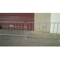 Hot sale pedestrian barriers,used crowd control barriers,crowd control barricade and steel barricade