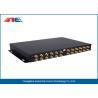 China Leitor do poder superior RS232 RFID, leitor dos ethernet RFID com 24 canais um GPIO wholesale