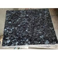 China Natural Azul Blue Pearl Royal Polished Norway Blue 12X12 Granite stone tiles slabs on sale