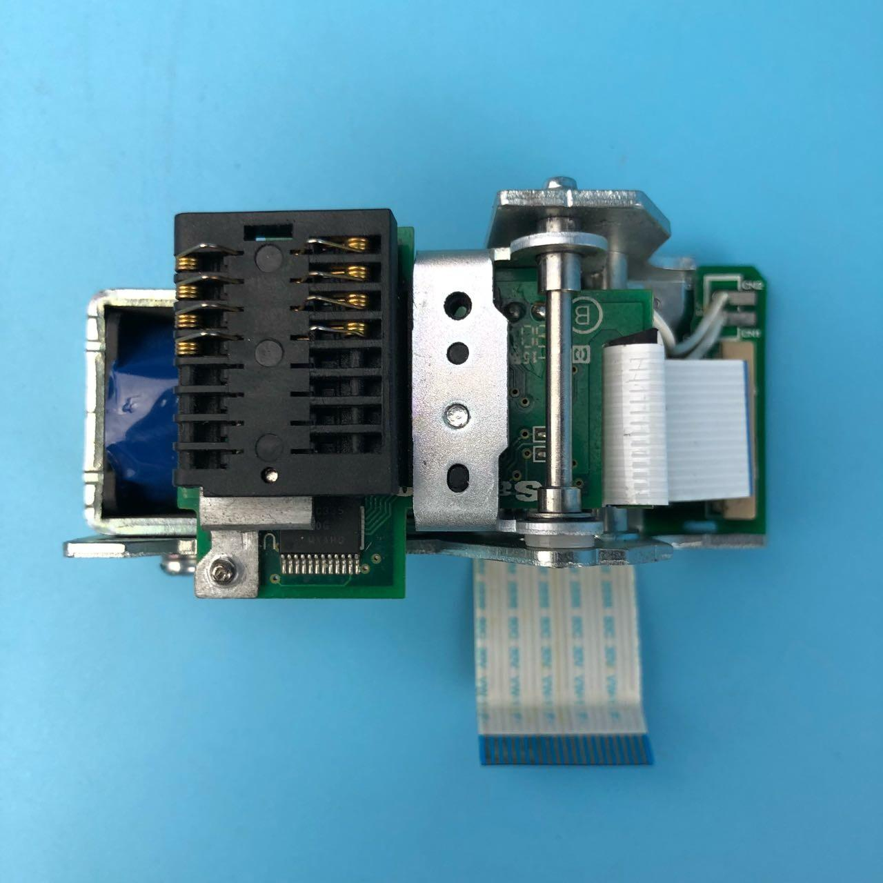 China Lightweight NCR ATM Parts Card Reader IMCRW Contact Set IC Moudule 0090018643 on sale