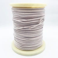China 0.13mm / 420 USTC Silk Covered Stranded Copper Litz Wire wholesale