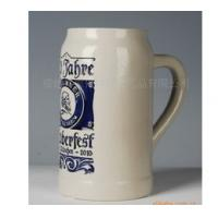 China EXPORT beer mug ceramic beer cup 1L custom LOGO for your design from china wholesale