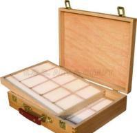China ECS16205, Wooden Box, Two Layers Clapboards Wooden Box, Beech or Elm Box wholesale