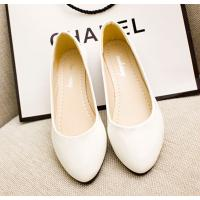 Buy cheap Candy color flats shoes Fashion shoes woman sexy shoes pointed toe shoes with from wholesalers