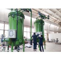 Carbon Steel Lining PPS Material Back Wasking Filter For High Purity Manganous