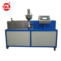 China Professional ABS Color Masterbatch Single Screw Extruder Equipment For Rubber And Plastic wholesale