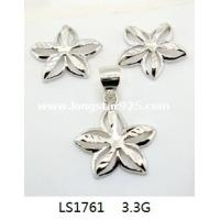 China wholesale 925 plain silver jewelry, plain silver factory wholesale