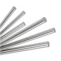 China CK45 Hydraulic Piston Rods , Chrome Plated Bar High Precision wholesale