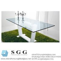 China Marvelous Glass Top Dining Room Table Sets With Square Glass on sale