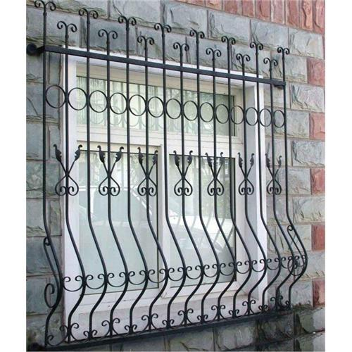 Quality Security Wrought Iron Window for sale