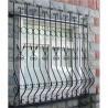 China Security Wrought Iron Window wholesale