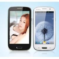 China 4.8inch smartphone,Dual SIM Dual Standby, MTK6577 cpu, support bluetooth, GPS on sale
