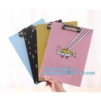 China recycled paper memo pad with clip board,Lovely recycled paper memo pad with clip board , paper clip board sticky notes on sale