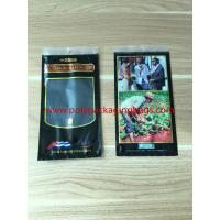 Customized Logo Cigar Humidor Bags Hold 4-6 / Cigar Packaging Bag for sale
