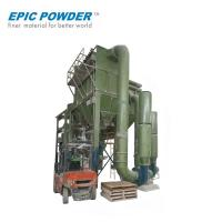 China Industry Superfine Calcium Carbonate Grinding Machine With Higher Output on sale