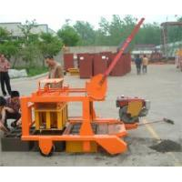 China Movable Block Machine with Diesel Engine (QMY4-45) wholesale