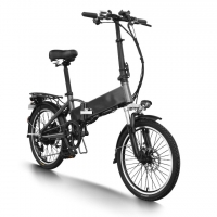 China 48V 10AH 350W Smart Folding Electric Lithium Bicycle wholesale