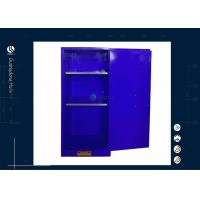 Buy cheap Steel Flame Proof  Solvent Storage Cabinet Laboratory Customized 83 Liter from wholesalers