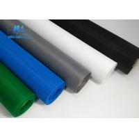 China 30m Length Mosquito Window Screen , Polyester Material Fly Screen Mesh Roll wholesale
