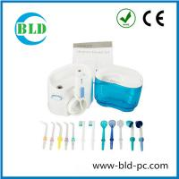 China Easy use durable Oral Irrigator Dental Water Flosser as seen on tv water flosser 600ML 100-240V wholesale