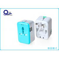 China All In One USB Travel Adapter Converters With Child Protective Safety Gate on sale