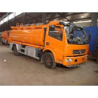 China HOT SALE! CLW brand 4x2 lowest price 6 wheeler china brand new mobile small aircraft refueling tanker truck 8m3 for sale on sale