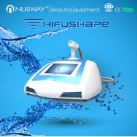 HOT SELLING!!! portable HIFUSHAPE SIMMING MACHINE FOR WEIGHT LOSS
