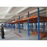 China Pisos de entresuelo industriales con la madera contrachapada, Warehouse/estructuras del entresuelo de la oficina wholesale